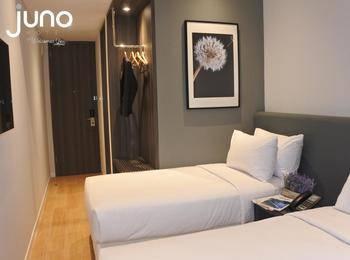 Juno Hotel Jakarta Jakarta - Deluxe Twin Regular Plan