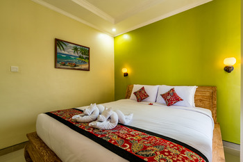 Mejore Hotel Bali - Wood Room Regular Plan