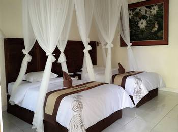 Puri Dalem Cottage Ubud - Kamar Deluxe Regular Plan