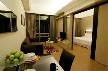 Swiss Garden Residences Kuala Lumpur - Residence Suite (550 sq ft)