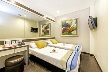 Hotel 81 Bugis - Twin Room, 2 Twin Beds Regular Plan
