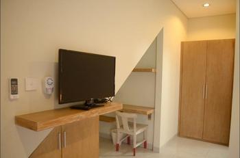 Abyan Guest House Bali - Deluxe Room Hemat 45%