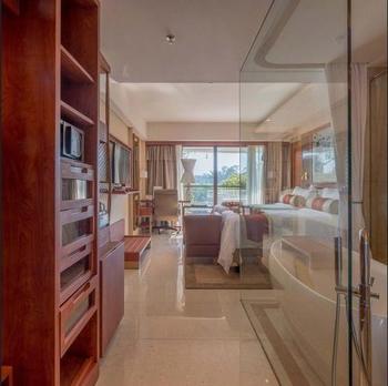 SereS Springs Resort & Spa Singakerta Bali - Deluxe Premium Twin with Outdoor Soaking Tub and Rice Field View Pesan lebih awal dan hemat 25%