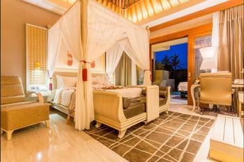 SereS Springs Resort & Spa Singakerta Bali - Ananda River Front Lower Pool Villa Pesan lebih awal dan hemat 25%