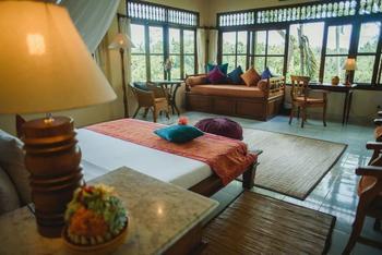 Alam Indah Bali - Kamar Double Deluks, pemandangan lembah Regular Plan