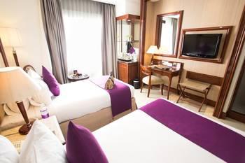 Park Regis Arion Kemang Hotel Jakarta - Deluxe Twin Room Sale tertutup: hemat 10%