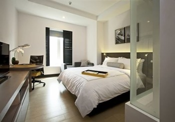 Havenwood Senopati Jakarta - Standard Studio ( A) Regular Plan