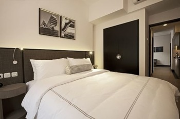 Havenwood Senopati Jakarta - Room, 2 Bedrooms Regular Plan