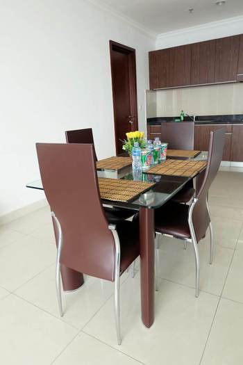 2 Bedroom Denpasar Residence Apartment By Travelio