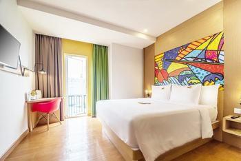 MaxOneHotels.com Resort Makassar Makassar - Max Happiness Double (Superior) Regular Plan