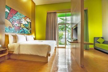 MaxOneHotels.com Resort Makassar Makassar - Max Warmth (Junior Suite) Regular Plan