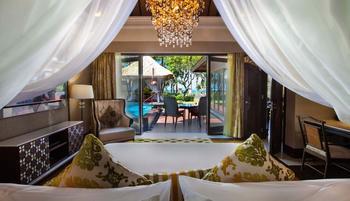 The St. Regis Bali Resort Bali - The Strand Villa Beachfront Regular Plan