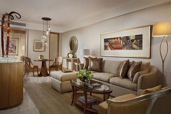 The Mulia Bali - Suite Mewah, pemandangan kebun (Earl Garden Suite) Regular Plan