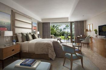 The Mulia Bali - Suite Junior, pemandangan kebun (Baron Garden Suite) Regular Plan