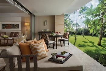 The Mulia Bali - Suite Junior, pemandangan kebun (Baron Garden Suite) Diskon!