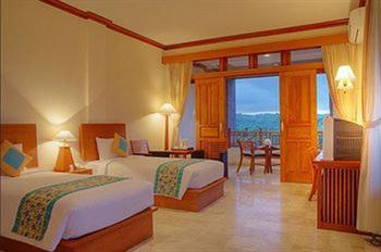 Langon Bali Resort Nusa Dua - Kamar Deluks Regular Plan