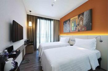 Mercure Singapore Bugis - Signature Room Regular Plan