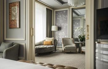 Four Seasons Hotel Jakarta - Suite Deluks, 1 tempat tidur king (Executive) Regular Plan