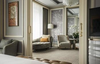 Four Seasons Hotel Jakarta - Suite Deluks, akses difabel (Executive) Regular Plan