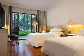 Sheraton Hotel Lampung - Deluxe Room, 2 Twin Beds, Pool Access Regular Plan