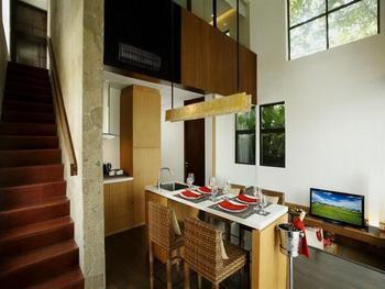 Centra Taum Seminyak - Suite Keluarga, 3 kamar tidur Hemat 44%
