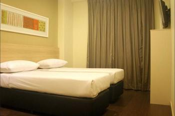Hotel 81 Lucky - Twin Room, 2 Twin Beds Regular Plan