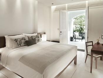 Amara Sanctuary Resort Sentosa - Couple Suite with direct access to pool Pesan lebih awal dan hemat 35%
