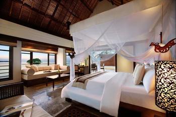 Banyan Tree Bintan - Vila, 1 Tempat Tidur King, pemandangan laut Regular Plan
