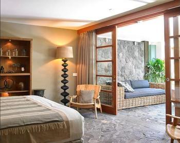 The Purist Villas & Spa Bali - Vila (Bamboo Pool) Regular Plan