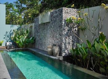 The Purist Villas & Spa Bali - Vila (River) Regular Plan