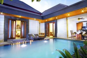 The Banyumas Suite Villa Legian - 2 Bedroom Luxury Pool Villa Pesan lebih awal dan hemat 20%