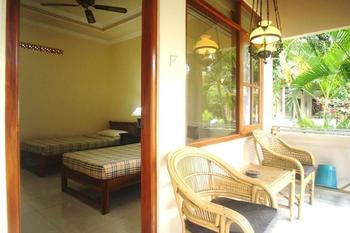 Lovina Beach Hotel Bali - Kamar Standar, 2 tempat tidur single (With Fan) Regular Plan