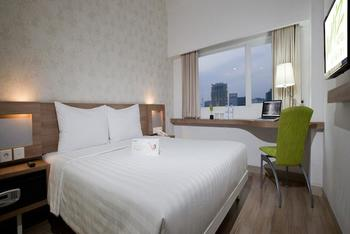 Whiz Hotel Cikini Jakarta - Whiz Room Only Regular Plan