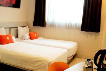 V Hotel & Residence Bandung - Value Twin Regular Plan