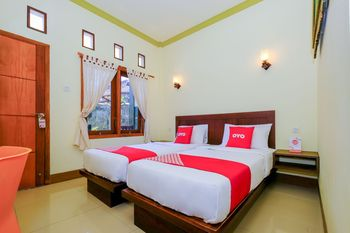 OYO 1787 Sekardiyu Guesthouse Lombok - Standard Twin Room Regular Plan
