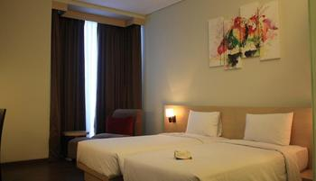 De Rain Hotel  Bandung - Deluxe Room Only Regular Plan