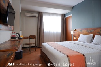 Best City Hotel Jogja - SMART ROOM ONLY Regular Plan