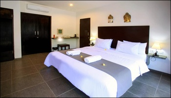 Villa Gili Ocean Club Lombok - One Bedroom Pool Room Regular Plan
