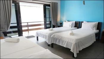 Villa Gili Ocean Club Lombok - CLUB SUITE TWO BEDROOM Regular Plan