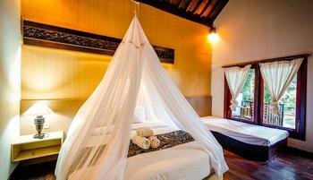 Bisma Sari Resort Ubud - Garden Deluxe Room Regular Plan