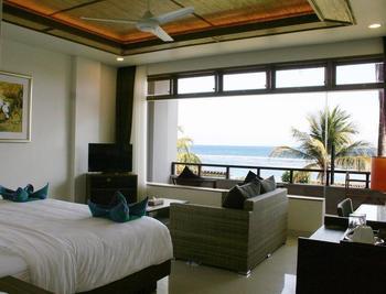 Hotel Genggong Bali - Sky Deluxe Double Seaview Regular Plan