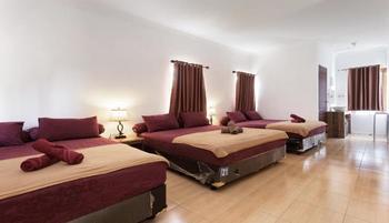 Ostic House Yogyakarta - Family For 6 Person Regular Plan