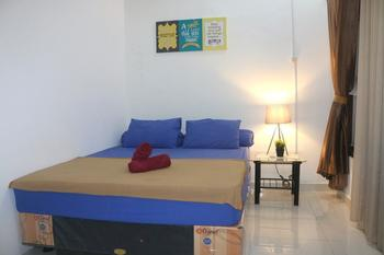 Ostic House Yogyakarta - Budget Double Room mini bathroom Regular Plan