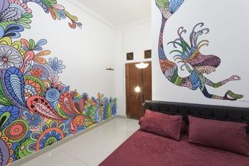 Ostic House Yogyakarta - Superior Double  Regular Plan