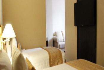 Kangen Hotel Jogja - Deluxe Twin Room - With Breakfast Regular Plan