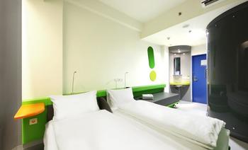 POP Hotel BSD City Tangerang - POP! Room Only TAUZIA GREAT SALE