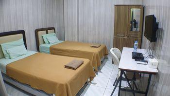 Nasional Hotel Nias - Superior Twin (2nd floor) Regular Plan