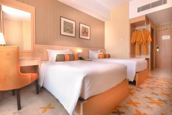 Hotel Chanti Managed by TENTREM Hotel Management Indonesia Semarang - Premier Twin Bed - Non Smoking - Room Only Regular Plan