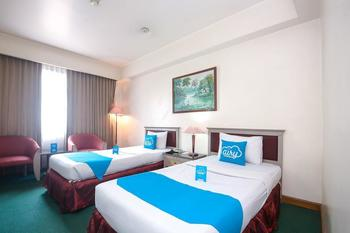 Airy Balai Kota Merdeka 34 Bandung - Standard Twin Room with Breakfast Special Promo June 28