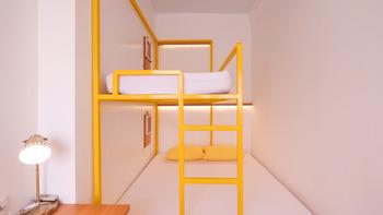 Caricia Hostel Bali - Triple Room with Shared Bathroom (Mixed) Regular Plan